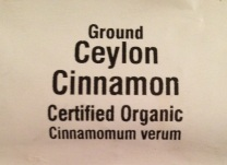 Cinnamon Organic